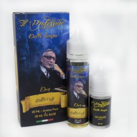 Il Professore Dello Svapo - Don Butter Cake (Scomposto) 20+30ML