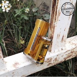 Ambition Mod x Sunbox & R.s.s Mod - Easy 60 Yellow Polished
