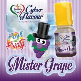 Cyber Flavour - Aroma Mr Grape FreshFruity 10 ML