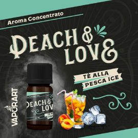 Vaporart - Aroma PEACH & LOVE Premium Blend 10ml
