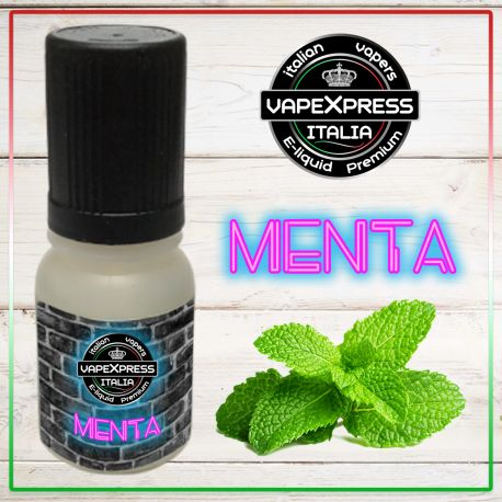 Vapexpress-italia.it - Aroma Menta 10ML