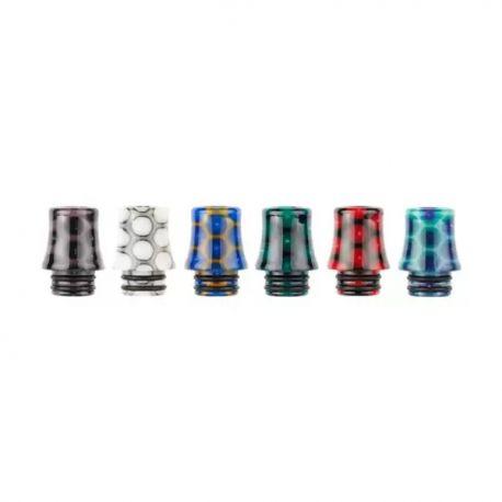 ReeWape - Drip Tip 510 Resin (AS254SR) Random Color